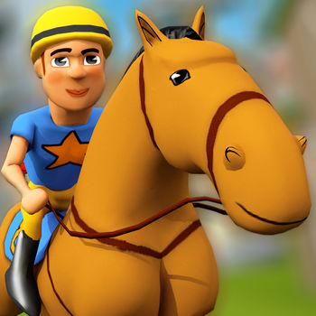 Cartoon Horse Riding Free Взлом и Читы. Инструкция для iOS и Android
