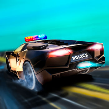 3D City Crime Police Car Drift Racer Взлом и Читы. Инструкция для iOS и Android